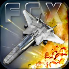 Fractal Combat X gameplay