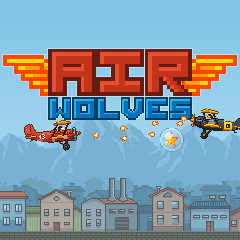 Air Wolves gameplay