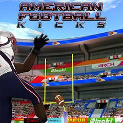 American Football Kicks gameplay