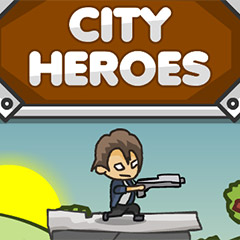 City Heroes gameplay