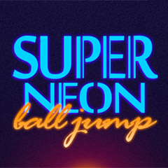 Super Neon Ball Jump gameplay