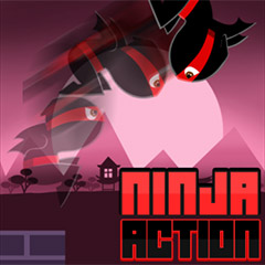 Ninja Action gameplay