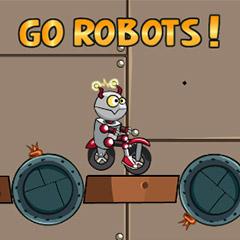 Go Robots! gameplay