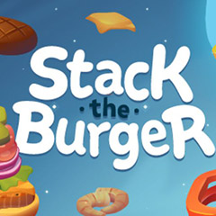 Stack The Burger gameplay