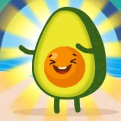 Where's My Avocado? gameplay