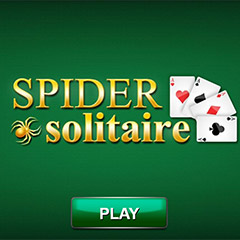 Spider Solitaire gameplay