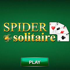 Spider Solitaire gameplay