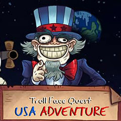 Trollface Quest: USA 1 gameplay