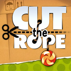 Cut The Rope gameplay