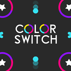 Color Switch gameplay