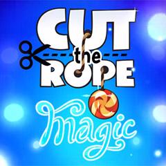 Cut The Rope: Magic gameplay