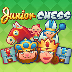 Junior Chess gameplay