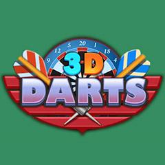 3D Darts gameplay