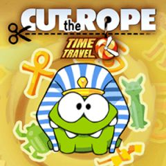 Cut The Rope: Time Travel gameplay