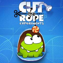 Cut The Rope: Experiments gameplay