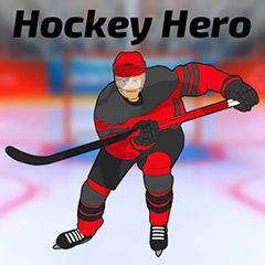 Hockey Hero gameplay