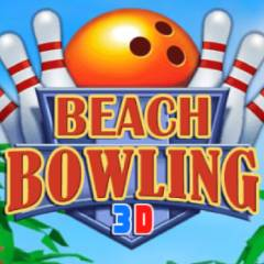 Beach Bowling 3D gameplay