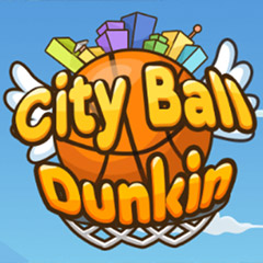 City Ball Dunkin gameplay