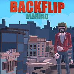 Backflip Maniac gameplay