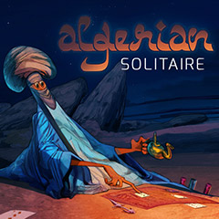 Algerian Solitaire gameplay